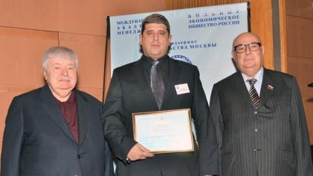 Гавриил Попов, Дмитрий Батурин и Владимир Ресин