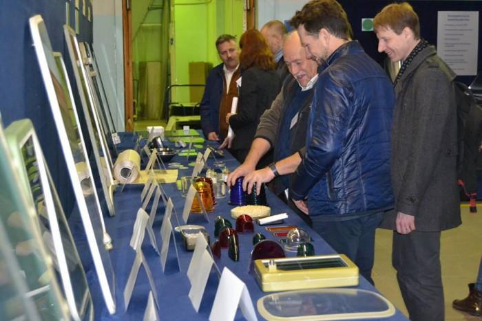 Экскурсия по производству изделий из специального стекла для авиационной техники и ЖД транспорта