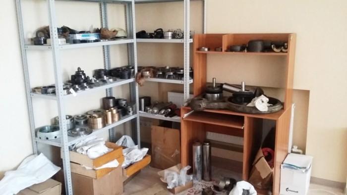 Библиотека изделий в кабинете главного технического специалиста